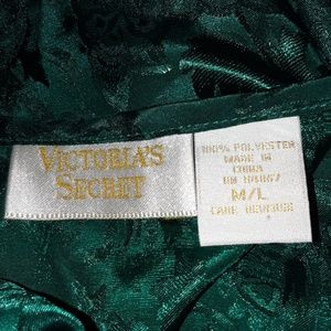 Victoria's Secret Intimates & Sleepwear - Gorgeous vintage Victoria's Secret poet gown